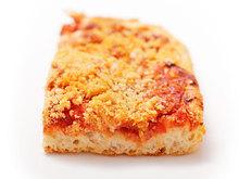 Sfincione (Sicilian New Years Pizza with Bread Crumbs, Onions, and Caciocavallo) Recipe