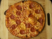 Crispy Bar-Style Pizza Recipe
