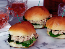 Deviled Ham Salad Sandwich Recipe