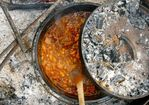 Campfire Chili in a Dutch Oven Recipe