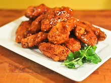 Wing Week: Extra-Crispy Thai Sweet and Spicy Wings Recipe