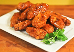 Wing Week: Extra-Crispy Thai Sweet and Spicy Wings Recipe