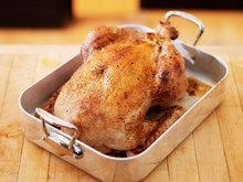 Alton Brown's Roast Turkey Recipe