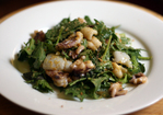 Dinner Tonight: Warm Squid Salad Recipe