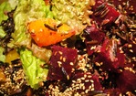 Cook the Book: Wild Rice Salad with Oranges and Roasted Beets Recipe