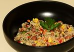 Healthy and Delicious: Confetti Quinoa Salad Recipe