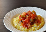 Polenta with Sugo Finto Recipe