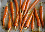 Spirited Cooking: Bourbon Glazed Carrots Recipe
