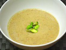 Pear, Pistachio, and Parsnip Soup Recipe