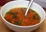 Harira (Moroccan Bean Soup) Recipe