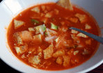 Dinner Tonight: Tortilla Soup Recipe