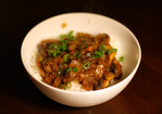 Dinner Tonight: Mushroom Bhaji (Mushrooms in Tomato-Onion Sauce) Recipe