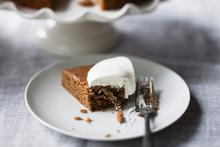 Baking with Whole Grains: Muscovado Sugar Cake Recipe