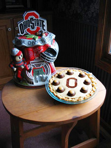 Buckeye Pie Recipe