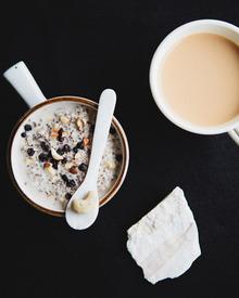 A Surprising Raw and Vegan Recipe: Cashew-Cardamom Chia Pudding Recipe