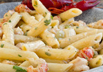 Mardi Gras Recipe: Creamy Crawfish Pasta Recipe