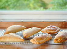 How to Make Calzones (And Freeze Them for Later!) Recipe