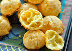 How to Make Cheese Gougères Recipe
