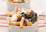 Easy Weeknight Recipe: Lasagna-Style Baked Ziti Recipe
