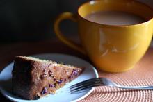 Recipe Recommendation: Lavender Polenta Coffeecake Recipe