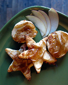 Recipe: Nearly-Instant Apple Cinnamon Mini-Tarts Recipe