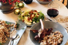 New Year's Eve Celebration: Old Traditions in New Places Recipe