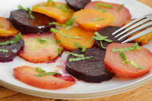 Recipe: Roasted Beets with Cumin, Lime, and Mint Recipe