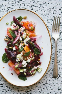 Colorful Recipe: Sicilian-Inspired Blood Orange Salad Recipes from The Kitchn Recipe