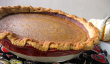 Sugar and Spice Pumpkin Pie Recipe