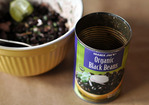 The Can O' Beans Lunch: Avocado-Lime Black Beans Recipe