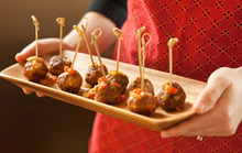 Spanish Pork Meatballs Recipe