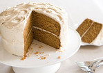 Frosted Caramel Apple Layer Cake Recipe