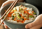 California Roll Sushi Bowl Recipe