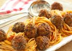 Spaghetti and (Vegan) Meatballs Recipe