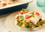 Layered Pasta and Veggie Bake Recipe