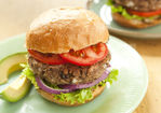 Homemade Black Bean Burgers Recipe