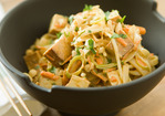 Pad Thai Tofu Recipe