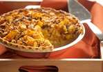 Savory Butternut Squash Pie with Hazelnuts Recipe
