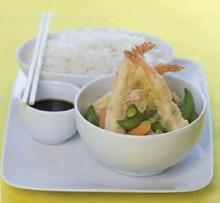 Tempura Shrimp and Vegetable Stir-Fry Recipe