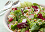 Big Beautiful Salad with Lemon-Miso Dressing Recipe