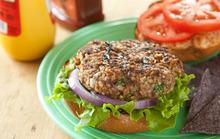 Beef and Bulgur Burgers Recipe