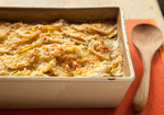 Celery Root and Potato Gratin Recipe