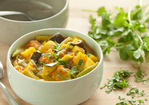 Spicy Vegetable and Potato Curry Recipe