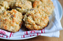 Side Dish Recipe: Bacon and Cheddar Cheese Biscuits Recipe