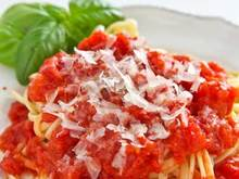 Marcella Hazan's Tomato Sauce with Onion and Butter Recipe