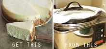 Try This: Make Cheesecake In The Slow Cooker Recipe