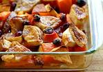 Butternut Squash Apple Cranberry Bake Recipe
