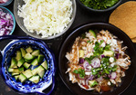 Chipotle Turkey Pozole Recipe
