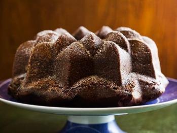 Chocolate-bourbon-cake