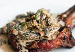 Creamy Mushroom Sauce with a bit-o-Whiskey Recipe